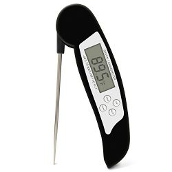 Besula Food Thermometer – Digital Kitchen Thermometer Instantly Read Meat Thermometer with ...