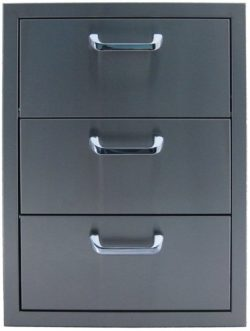 BBQ Island 260 Series Triple Storage Drawer