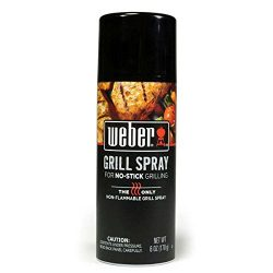 Weber Grill'N Spray 6 Oz.