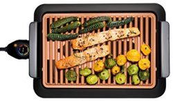Gotham Steel Smokeless Grill Extra Large Indoor Smokeless Grill Gotham Steel Electric Smokeless  ...