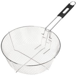 Lodge 12FB2 Deep Fry Basket, 11.5-inch