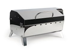 Olympian Hybrid Gas & Electric Grill by Camco – Runs On Propane Or Electricity, Includ ...