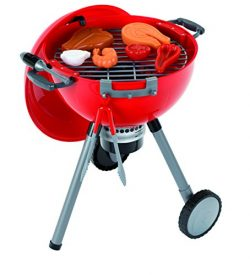 Theo Klein Red Weber Grill Role Play Toy