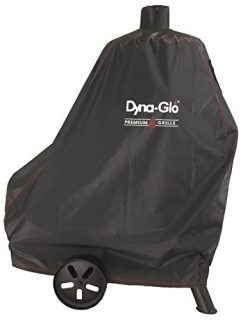 Dyna-Glo DG1382CSC Vertical Offset Charcoal Smoker Cover Grill