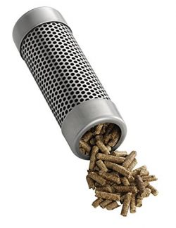 A-MAZE-N 6″ Pellet Tube Smoker Prefilled With 100% Wood Pitmasters Choice BBQ Pellets
