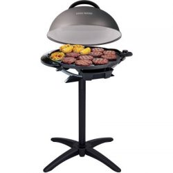George Foreman 240″ Indoor/Outdoor Grill, 15-Servings, GFO240GM