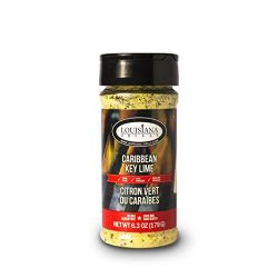 Louisiana Grills 50503 Caribbean Key Lime Rub