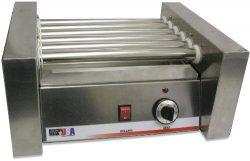 Benchmark 62010 10 Dog Roller Grill, 120V, 420W, 3.5A