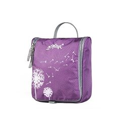 Ezyoutdoor Woman Toiletry Makeup Kit Bag Cosmetic Handbag Multifunction Makeup Organizer Waterpr ...