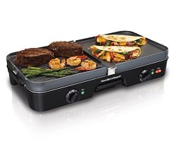 Hamilton Beach 38546C 3 in 1 Electric Indoor Grill/Griddle NEW!! ;supply_from:namou
