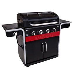 Char-Broil Gas2Coal 4-Burner Liquid Propane and Charcoal Hybrid Grill