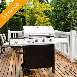Grill Assembly – 2 or 3 burners