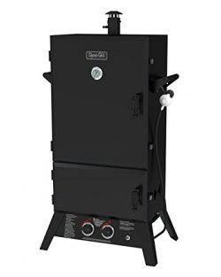 Dyna-Glo DGW1904BDP-D 43″ Wide Body LP Gas Smoker