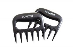 Best Pulled Pork Claws BBQ MEAT FORKS – smoker tools – barbecue shredding accessory  ...