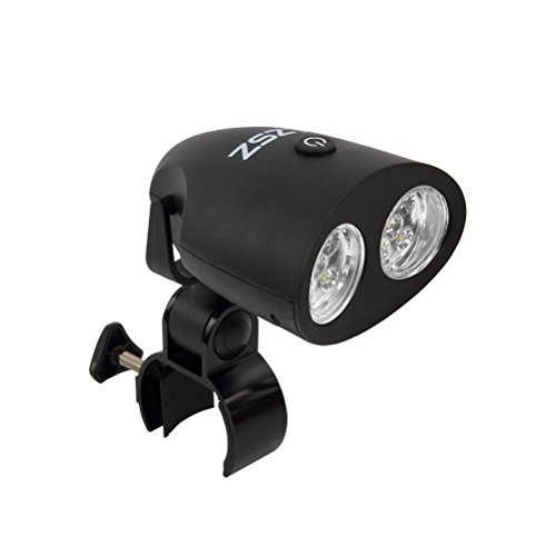 ZSZT Barbecue Grill Light 10 Super Bright LED Lights, Durable, Waterproof, Best LED BBQ Light fo ...