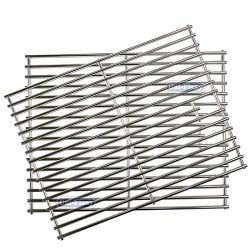 Uniflasy Stainless Steel Grill Cooking Grid Grates Replacement Parts for Home Depot Nexgrill 720 ...