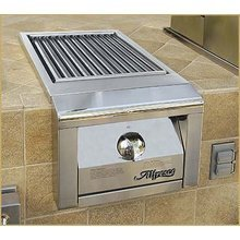 Alfresco Infrared 27,500 Btu Sear Zone Pod For Cart Or BuiltIn Grills, Natural Gas