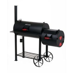 Heavy Duty Smoker and Grill Combo , Kid ,Toy , Hobbie , Nice Gift