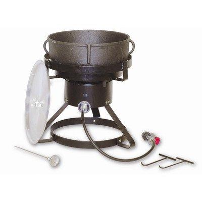 Tall Jambalaya Outdoor Cooker Size: 5 Gallon