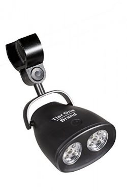 BBQ Grill Light with Powerful LED Lights- A Must when it Comes to Grill Accessories. Our Grill L ...