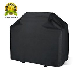 Joaruy Grill Cover 58 Inch,Heavy Duty 210D Water Proof Fits Most Brands of Grill,BBQ Barbecue Sm ...