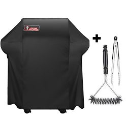Kingkong 7105 Premium Grill Cover for Weber Spirit 210 Series Gas Grills with Collapsed Side Tab ...