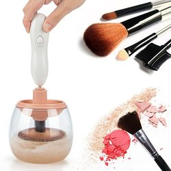 Funria Makeup Brush Cleaner – Automatic Cosmetics Brush Washing Machine Electric Drier Cle ...