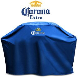 Corona BBQ Gas Grill Cover – Portable Barbeque Outdoor Grill Covers Heavy Duty Waterproof  ...