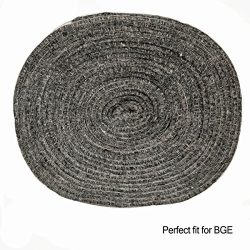 kamado factory Big Green Egg High Heat Gasket Grill Replacement Fit for XLarge BGE Pre-shrunk BB ...