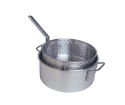 Camp Chef DP10 Aluminum pot, 10.5 quarts