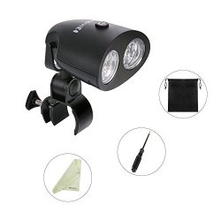 MARNUR BBQ Grill Light- LED Barbecue Grill Lighting-Reading Camping Lights