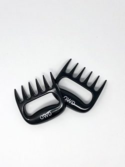 OWD Claws Premium Meat Shredder Claws By Versatile Bear Paws For BBQ, Smoker, Kitchen Use – Meat ...