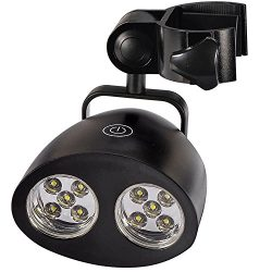 Jkshop Hot Barbecue Grill Light with 10 Super Bright LED Lights – Durable, Weather Resista ...