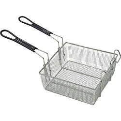 Bayou Classic 700-189 Double Wire Basket Fry