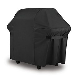 Wenscha BBQ Grill Cover (60 Inch) Heavy-Duty Waterproof Durable Gas Grill Cover Rip-Proof, UV Re ...