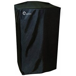 Esinkin Durable 30-Inch Electric Smoker Cover, Black
