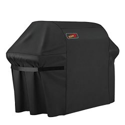 VicTsing Gas Grill Cover Heavy Duty Fits Most Brands of 3-4 Burner Grill – 60 inch 600D Wa ...