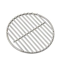 BBQ High Heat Stainless Steel Charcoal Fire Grate Fits for Kamado Joe Classic Fire Grate and Kam ...