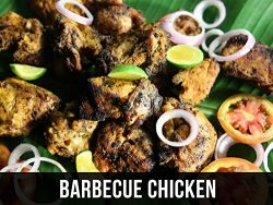 Barbecue Chicken Recipe In Marathi