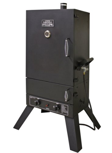 Smoke Hollow 44241G2  44-Inch  Vertical Popane Gas Smoker