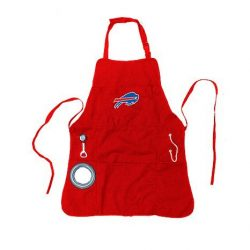 Team Sports America Buffalo Bills Men's Grilling Utility Apron