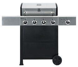 KENMORE 4 Burner Grill plus Side Burner