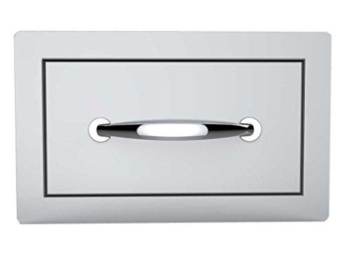SUNSTONE B-SD6 14-Inch Flush Single Access Drawer
