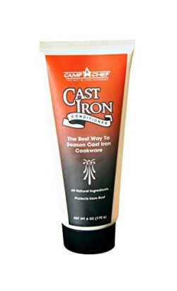 Camp Chef CSC-8 6-Ounce Bottle of Cast-Iron Conditioner