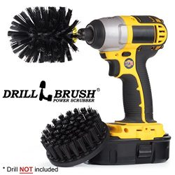 Grill Brush – BBQ Accessories – Electric Smoker – Grill Cleaner – Drill  ...