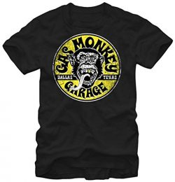 Gas Monkey – Equipped T-Shirt Size M
