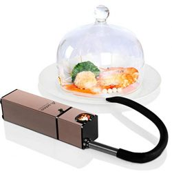 Aobosi Portable Infusion Smoker,Handheld Smoking Gun For BBQ, Sous Vide, Meat, Veggies, Fruit, C ...