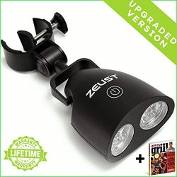 [UPGRADED VER.] ON QUE Multi-Purpose BBQ Grill Light Smart Touch Office Light – 10 Super B ...