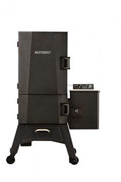 Masterbuilt MB20250618 MWS 330B Pellet Smoker, 30″ Black