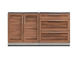 NewAge Products 65711  Outdoor Kitchen , (2 Piece) Outdoor Kitchen Set, Grove